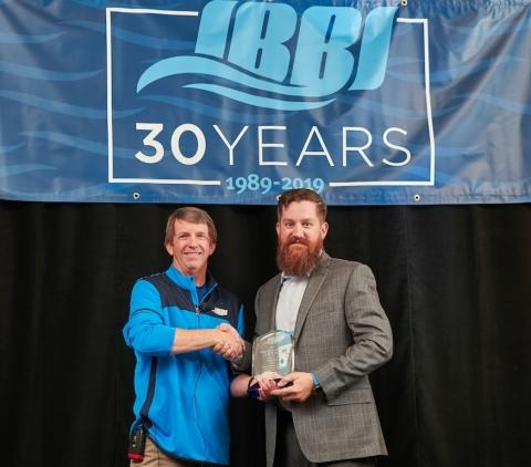 IBBI names Garmin® its 2018 Supplier of the Year