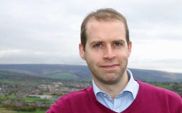 Jonathan Reynolds MP was trapped in a nursery by the attack - Jonathan Reynolds