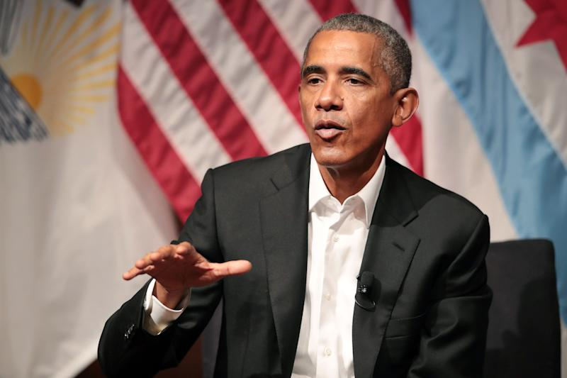 Barack Obama to Young Leaders: It's Time to 'Take Up the Baton'