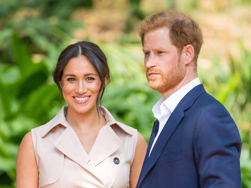 Meghan, Duchess of Sussex taps friend to shoot 2019 Christmas card