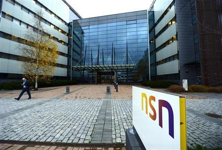A view shows the headquarters of Nokia Solutions and Networks (NSN), formerly known as Nokia Siemens Networks, in Espoo October 29, 2013. REUTERS/Antti Aimo-Koivisto