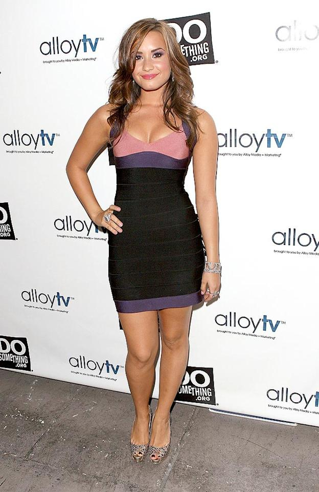 "Teen queen Demi Lovato hits a major milestone on August 20 when she turns 18. Jesse Grant/<a href=""http://www.wireimage.com"" target=""new"">WireImage.com</a> - July 19, 2010"