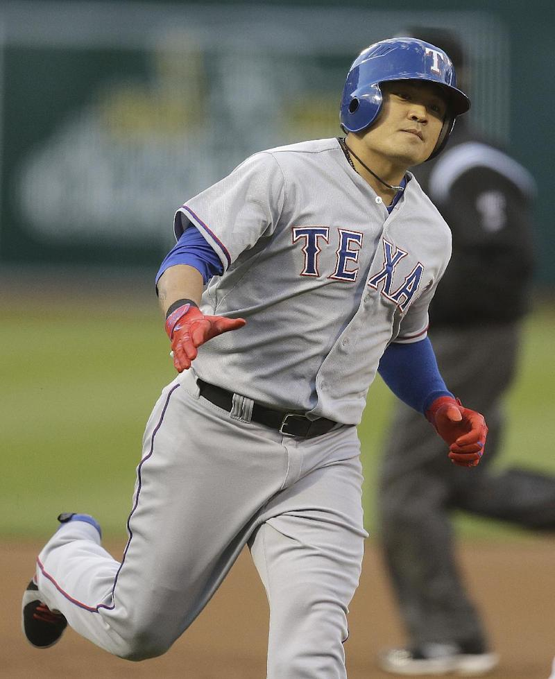 Texas checking Kouzmanoff back before Beltre move