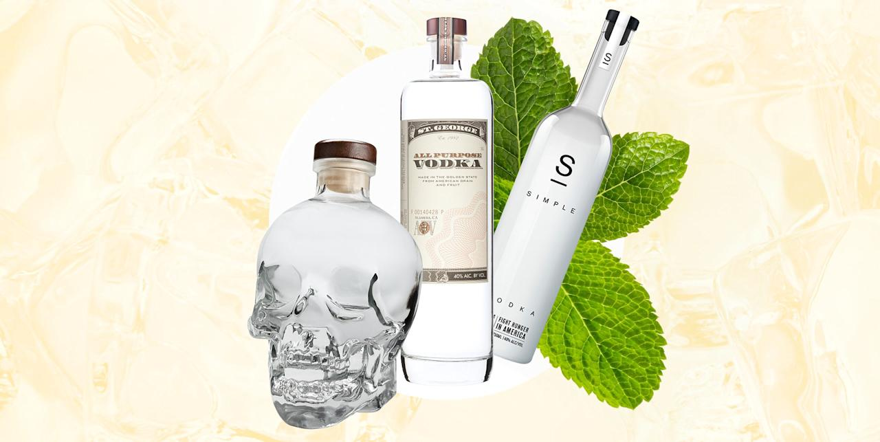 <p>Vodka sometimes gets a bad rap as being a flavorless spirit with little difference between brands. But with more brands experimenting with how they're making it, infusing and distilling it with unique flavors, that's not the case. Give these 15 vodkas a shot (or two).</p>