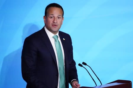 Irish PM says what he is hearing on UK Brexit proposals not encouraging