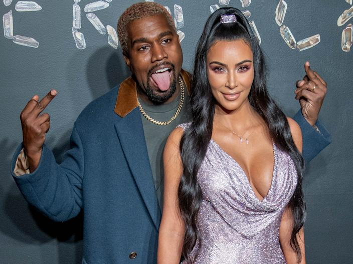 Kanye West and Kim Kardashian West have been married since 2014.