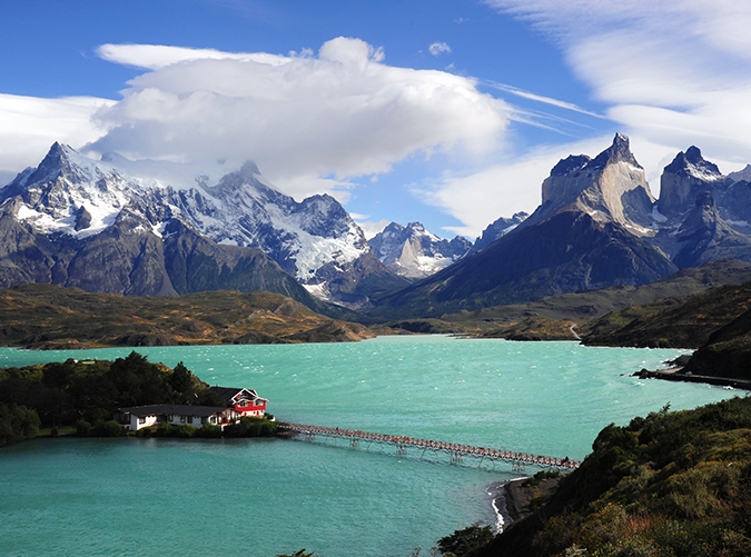 <p>This protected land in the Patagonia region is a mix of mountains, glaciers, forests and lakes. Pro tip: Visit during Chile's summer (our winter) since the sun doesn't set on the soaring granite pillars until after 10 p.m.</p>