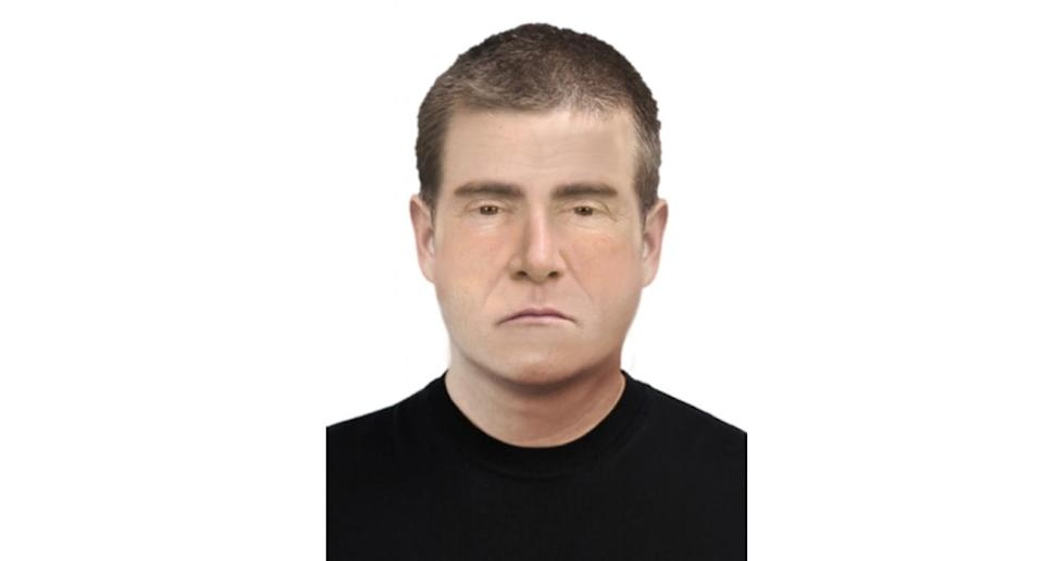 The man of interest in the Merri Creek Trail indecent assault in Brunswick East, is described as Caucasian, about 177cm tall, medium build and short, light brown hair