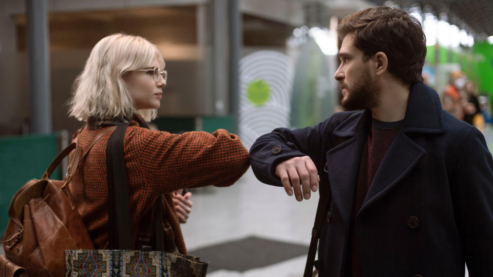 Anthology romance 'Modern Love' returns to Amazon for a second season. (David Cleary/Amazon Prime Video)
