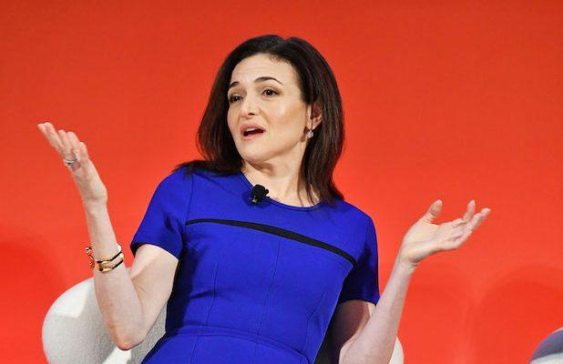 Sheryl Sandberg Says Facebook 'Absolutely Did Not' Pay Anyone to Create Fake News