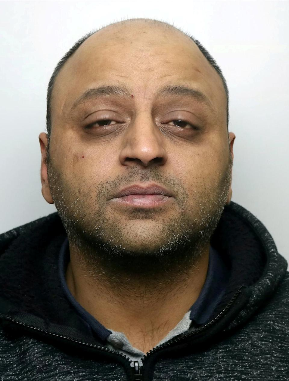 Talish Ahmed was handed 10 years for the rape of a female aged under 16 (swns)