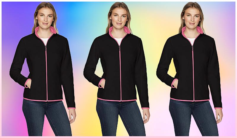 Perfect for layering. (Photo: Amazon)