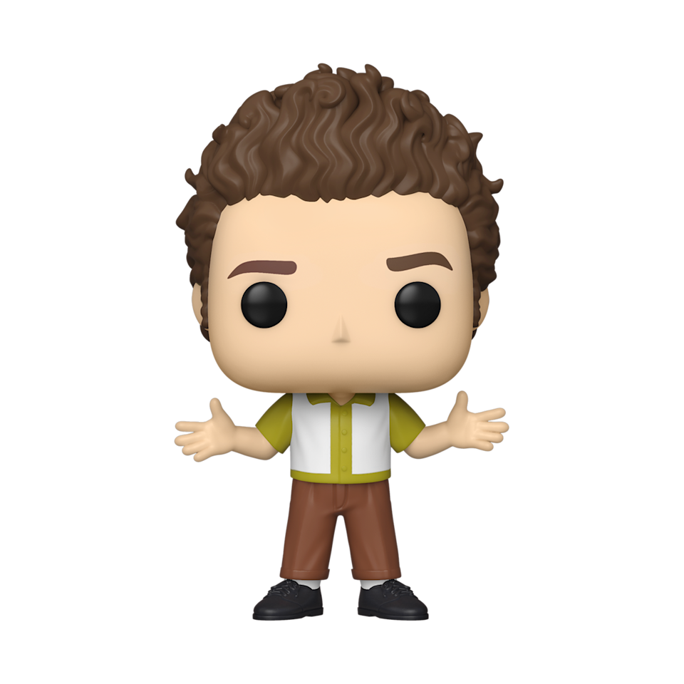 Kramer's hair proved a major challenge to adopt to the Funko house style (Photo: Funko)