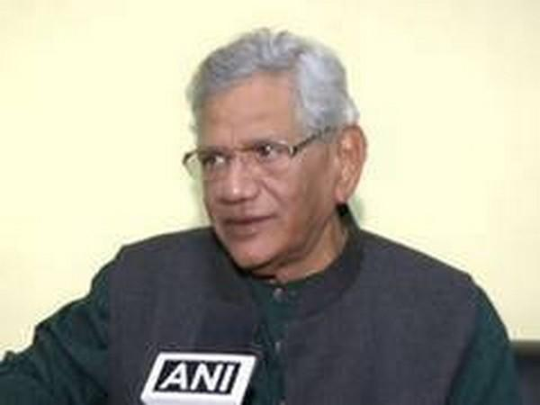 CPM leader Sitaram Yechury (File photo)