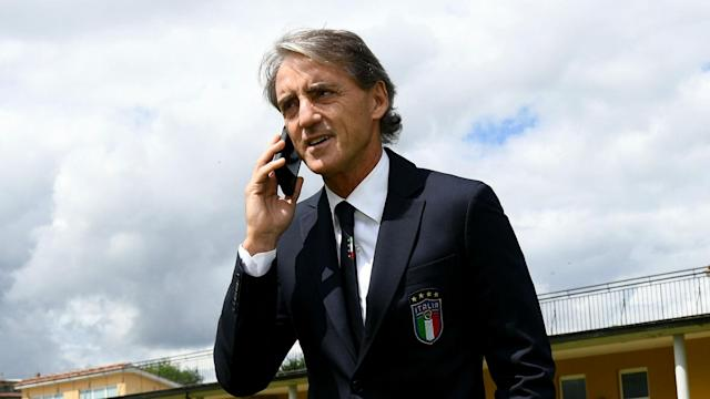 The new Azzurri boss pledged to restore pride to the ailing national team and will consider recalling his protege