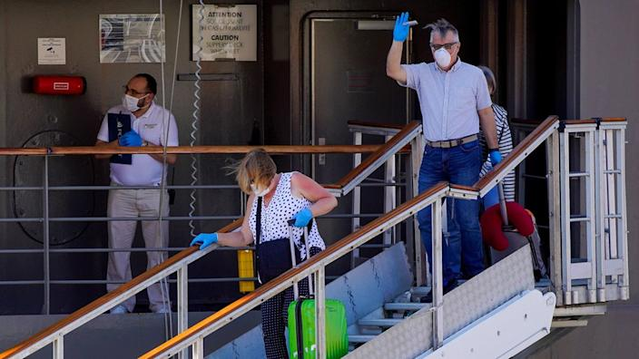 Passengers have been keen to get off cruise ships, but how long until they are enthusiastic to return?