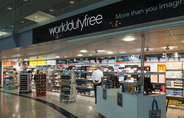 Britons will spend hundreds of millions at duty free shops this year (Loop Images/UIG via Getty Images)