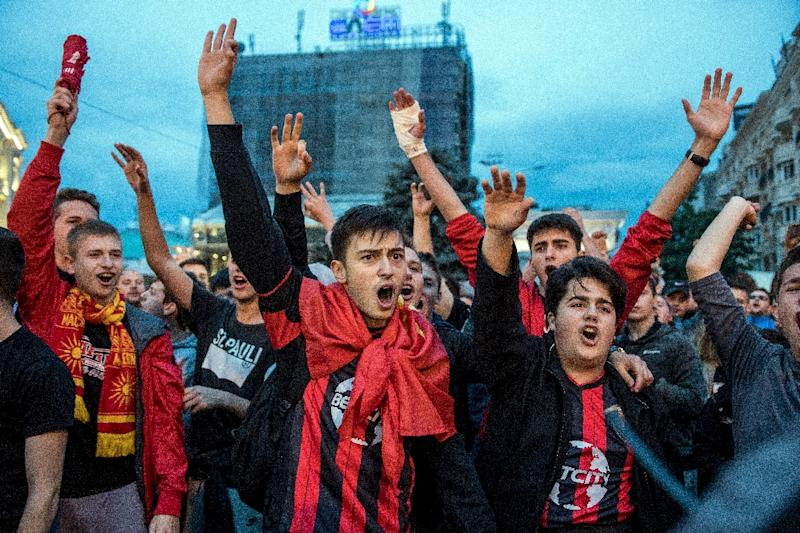 The Helsinki Committee, a human rights NGO, said it had received numerous reports of racist insults from fans after their Vardar club took home the trophy in Cologne on Sunday