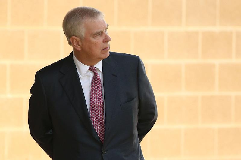 Prince Andrew appeared in a BBC interview on Saturday evening (Photo: Paul Kane via Getty Images)