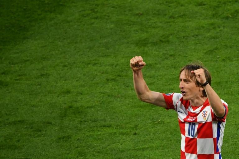 """Luka Modric, scorer of a stunning goal against the Scots, warned Croatia will be """"dangerous"""" opponents in knockout stages"""