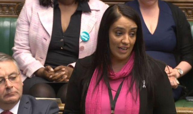 Leave.EU apologises to Labour MP Naz Shah for calling her 'grooming gang apologist'