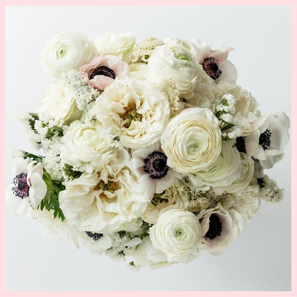 """$85, Poppy Flowers. <a href=""""https://shop.poppyflowers.com/products/curated-calm"""" rel=""""nofollow noopener"""" target=""""_blank"""" data-ylk=""""slk:Get it now!"""" class=""""link rapid-noclick-resp"""">Get it now!</a>"""