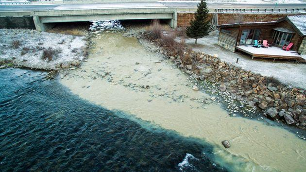 In 2016, a pipe connected to a wastewater pond at the Yellowstone Club broke, spilling some 35 million gallons of effluent into theWest Fork of the Gallatin River. The private club was <a href=