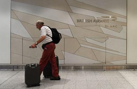 BA restores full operations at London airports after IT outage