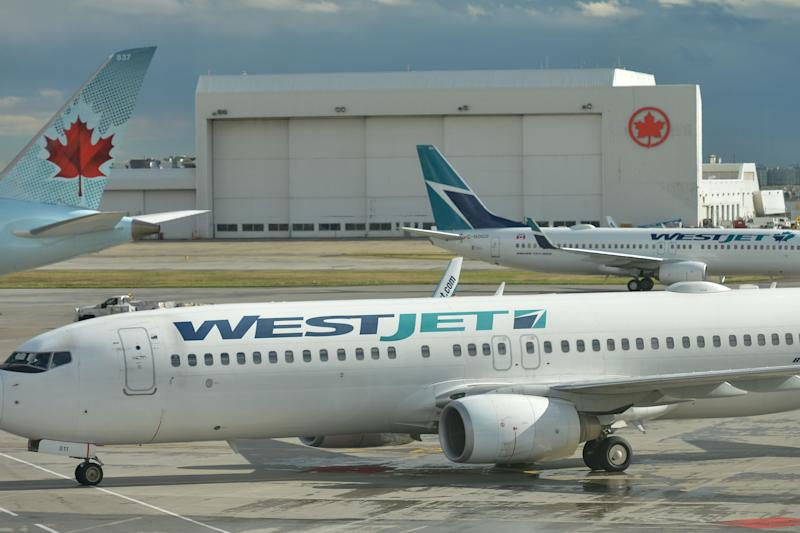Based Onex Corporation buys WestJet for $5 billion