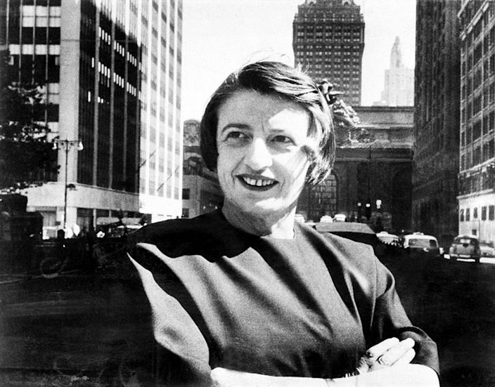 """Ayn Rand's """"Atlas Shrugged"""" was among the required texts for a course funded by a major banking company, which donated to at least 60 universities, many of them public. The course was to be based on objectivism and the """"morality of capitalism."""""""