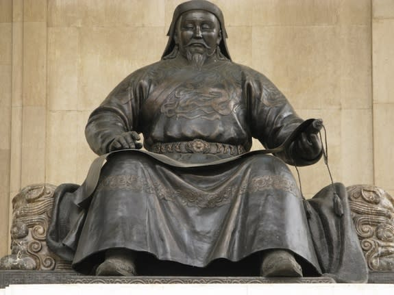 Wet Climate May Have Fueled Mongol Invasion