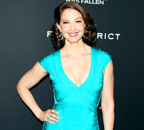 """Ashley Judd Not Running for Senate: My Energy Needs to Be """"Focused on My Family"""""""