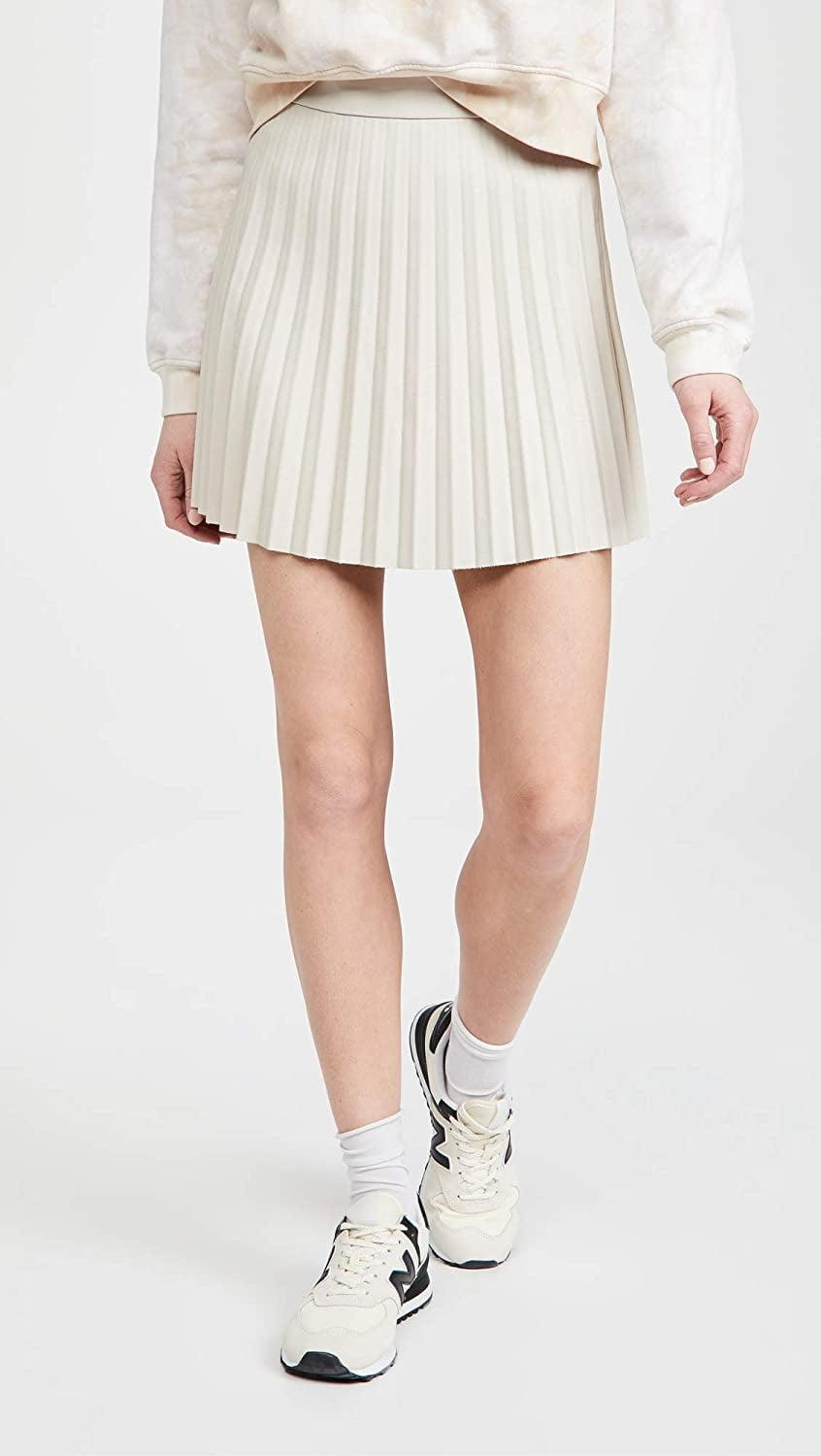 <p>This versatile <span>BB DAKOTA Private School Skirt</span> ($45-$94) is easy to dress both up and down.</p>