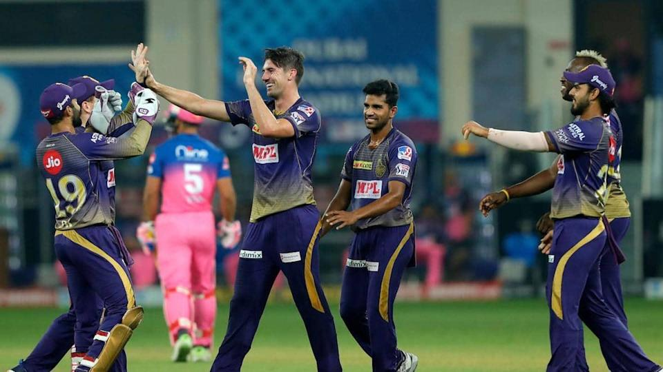 KKR stay alive as RR get knocked out: Records broken