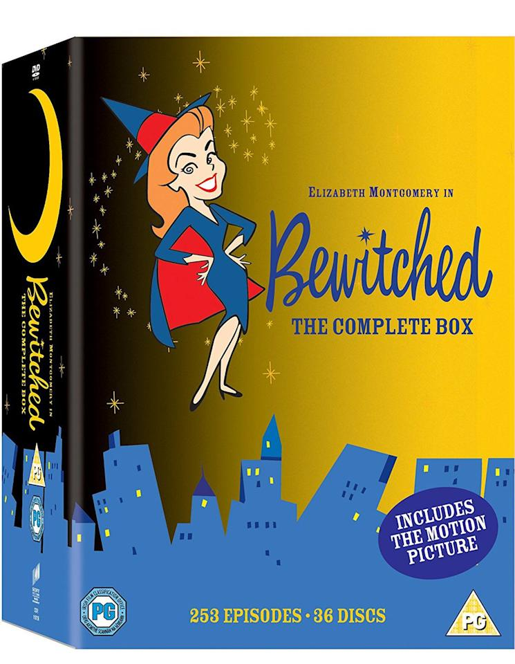 """<p><a rel=""""nofollow"""" href=""""https://www.amazon.co.uk/Bewitched-Complete-Box-Set-DVD/dp/B018HYKXN4/"""">SHOP NOW</a></p>"""