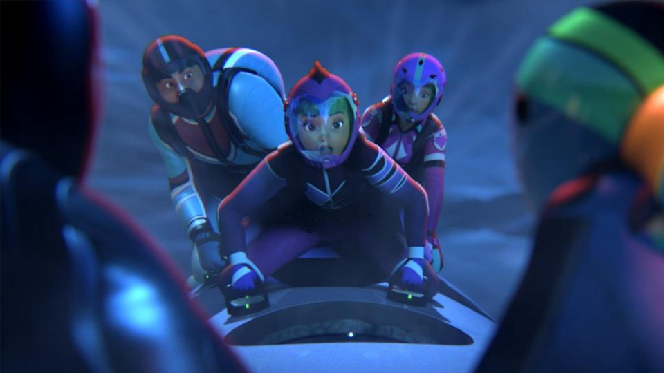 <p>Seasons one through four of this animated spinoff series are streaming now.</p>