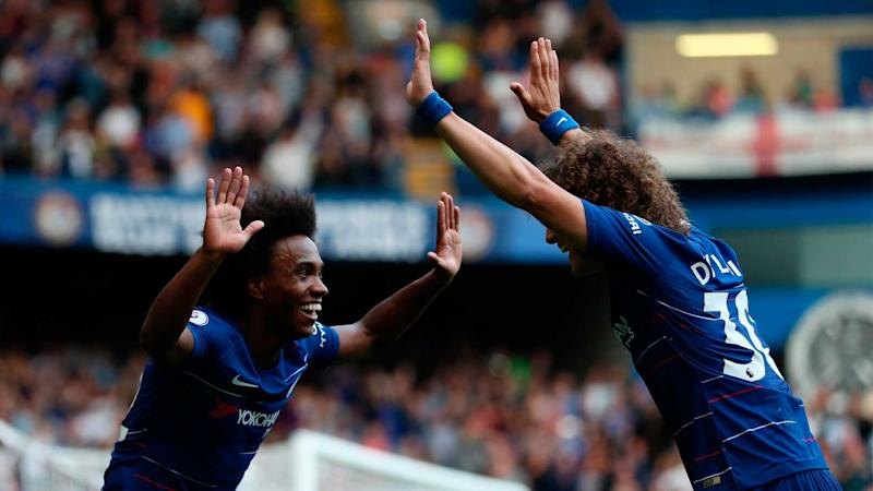 'I want you to come to Arsenal!' - Willian reveals David Luiz's role in convincing him to leave Chelsea