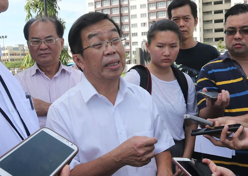 DAP national chairman Tan Kok Wai has confirmed that he has been appointed as Putrajaya's special envoy to China. ― Picture by Razak Ghazali