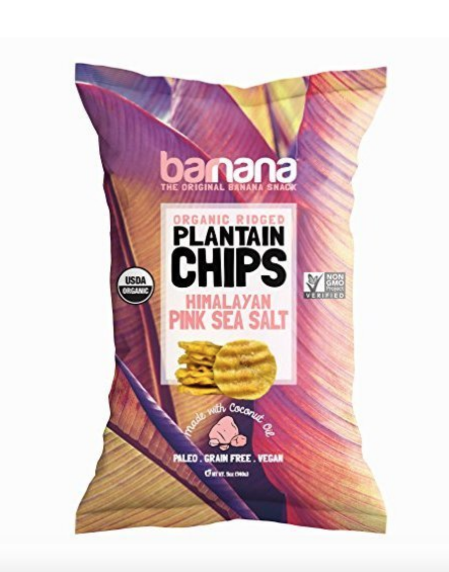 """<p><a class=""""link rapid-noclick-resp"""" href=""""https://www.amazon.com/Barnana-Plantain-Chips-Himalayan-Ounce/dp/B078YDXVJT/ref=sr_1_4?tag=syn-yahoo-20&ascsubtag=%5Bartid%7C1782.g.22559891%5Bsrc%7Cyahoo-us"""" rel=""""nofollow noopener"""" target=""""_blank"""" data-ylk=""""slk:BUY NOW"""">BUY NOW</a></p><p>If you find yourself in the snack aisle, don't forget to grab these sweet 'n' salty delights. But you already knew to do that! </p>"""