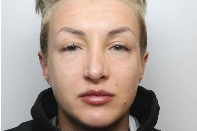Hannah Gaves (Wiltshire Police )
