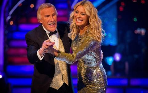 Strictly - Credit: Guy Levy/BBC/PA Wire