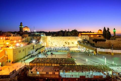 The Western Wall and Temple Mount in Jerusalem - Credit: Boris Stroujko - Fotolia