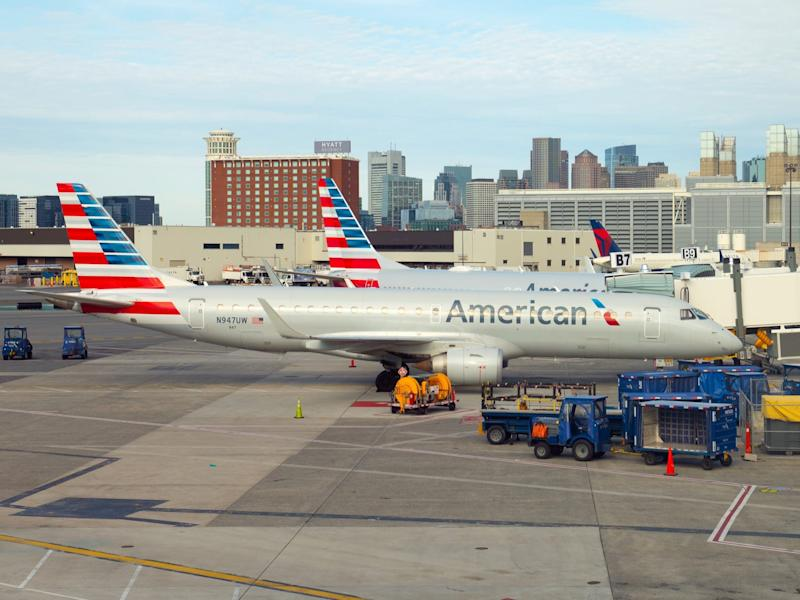 American Airlines Embraer E190