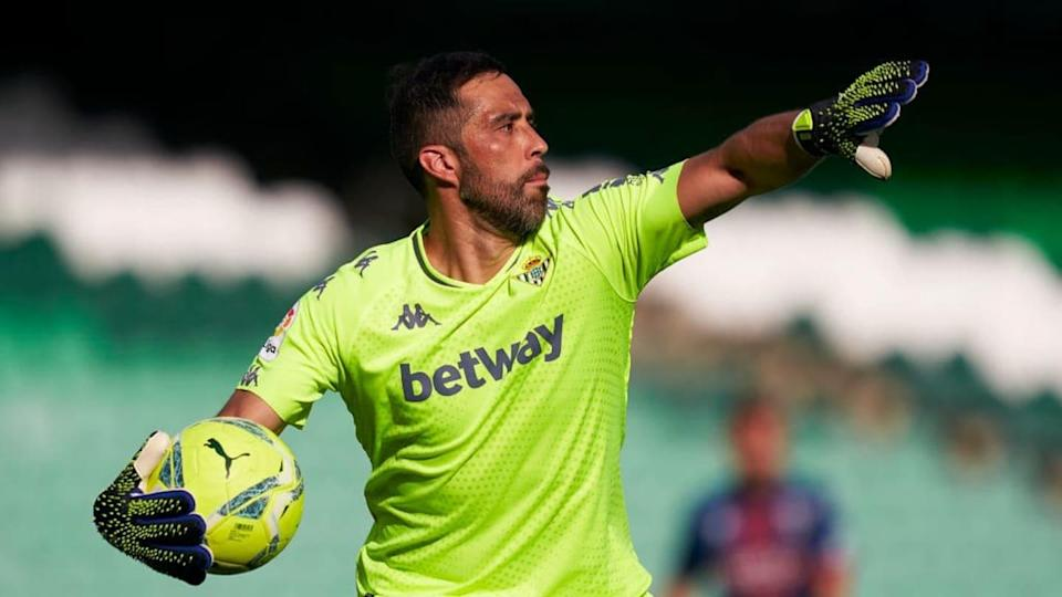 Claudio Bravo | Quality Sport Images/Getty Images