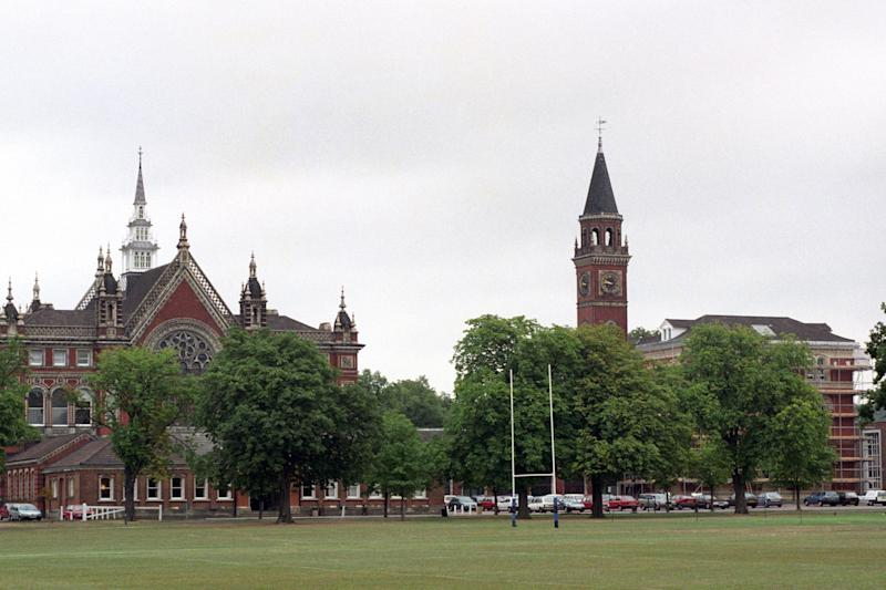 Dulwich College, in South London, one of Britain's best known public schools (PA Archive/PA Images)