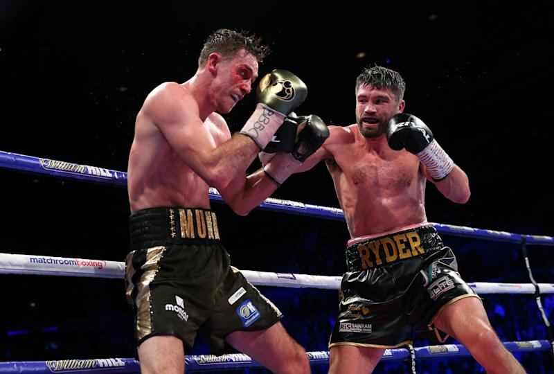 Ryder fell to a controversial loss to Smith last year. (Getty Images)