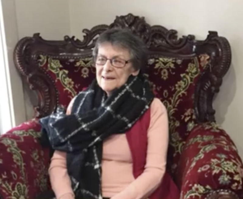 Ann Fahey, 76, died 48 hours after her family were told she had tested positive to COVID-19. Source: 7News/Sunrise