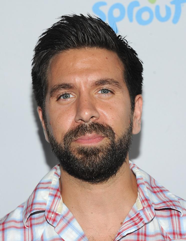 LOS ANGELES, CA - AUGUST 01:  Actor Joshua Gomez arrives at the NBC Universal TCA 2011 Press Tour All-Star Party at the SLS Hotel on August 1, 2011 in Los Angeles, California.  (Photo by Michael Buckner/Getty Images)