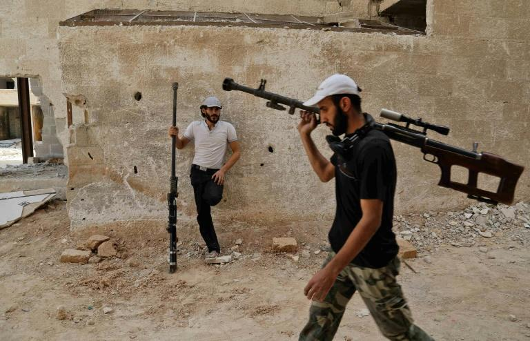 Syrian army announces halt on fighting in Eastern Ghouta