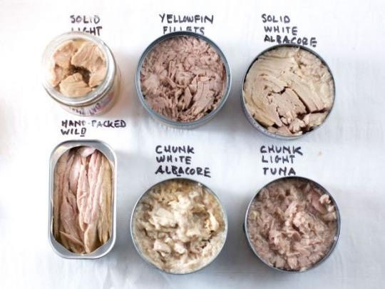 A Quick Guide To Buying Better Canned Tuna